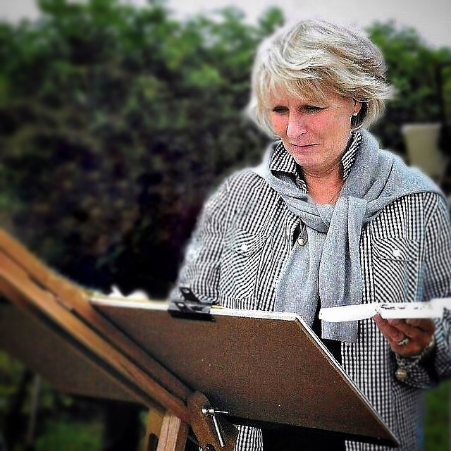 Rochelle McConnachie - artist