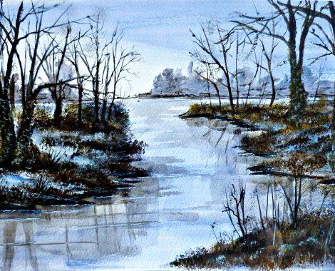 Perthshire - Watercolour