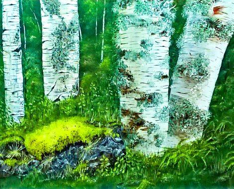 Untitled - Acrylics